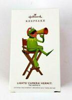 2019 Hallmark Lights! Camera! Kermit! The Muppets Keepsake Ornament
