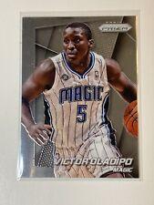 VICTOR OLADIPO 2014-15 Panini Prizm Basketball Card #124 2nd Year + BONUS Cards