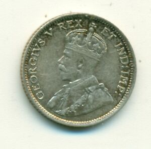 Canada 10 cents 1911 AEF