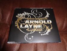 DAVID GILMOUR/DAVID BOWIE @@ ARNOLD LAYNE @@ RARE CD LIVE LONDON 2006
