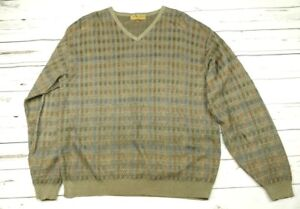 Vintage 80's Tricots St Raphael Men's Knit Sweater size large