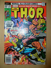 THE MIGHTY THOR Marvel Comics, OCTOBER 1976 Issue, Vol.1, No.252
