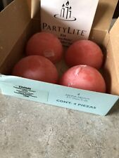 Partylite Passion Fruit Salsa Aroma Melts 4 in box New!