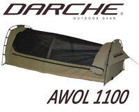 DARCHE AWOL 1100  SWAG CAMPING  FISHING EQUIPMENT TENT KING SINGLE