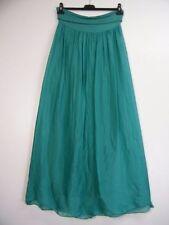 Faldas de mujer de color principal azul