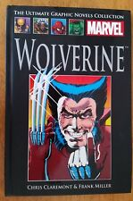 Marvel Ultimate Graphic Novels Collection #5 Wolverine