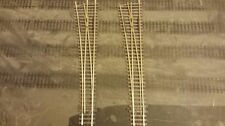 C-6 Very Good Graded OO Scale Model Train Tracks