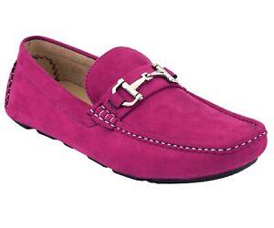 Amali Walken - Casual Lightweight Slip On Loafer Moccasin Shoes for Men