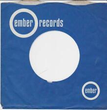 UK Ember record sleeve Original 60's sleeve - Twiggy, B.B. King, Dave Clark 5