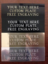 CUSTOM ENGRAVED PLATES, ANNUALS, FANTASY, PLAQUES, RECOGNITION, MEMORIAL, AWARDS