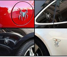 SUV Truck Spider Chrome Silver Badge Sticker Emblem Marker Decal Trim Universal