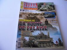 STEEL MASTERS HORS-SERIE ISSUE 19 -FALAISE MILITARY WARGAMING MAGAZINE