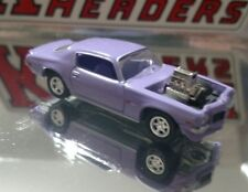 1973 CHEVY CAMARO Z28 SECOND GENERATION LIMITED EDITION ADULT COLLECTIBLE 1/64