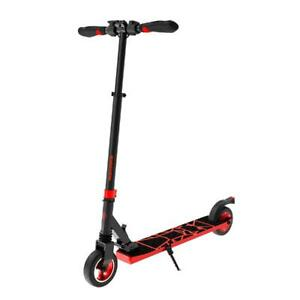 Electric Scooter for Kids Teens Folding Young s Ride On New Blue Gray New