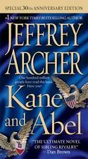 Kane and Abel (Book 1) by Jeffrey Archer paperback book FREE SHIPPING
