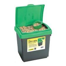 Pet Food Bin chien chat oiseau 30 L Flux Boîte de rangement Container Dry Poubelle avec Scoop Lid