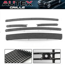 Upper+ Bumper Billet Grille Grill Combo Insert for 07-14 Ford Expedition