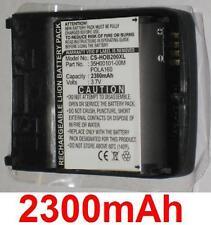 Coque + Batterie 2300mAh type 35H00101-00M POLA160 Pour O2 XDA Orbit 2