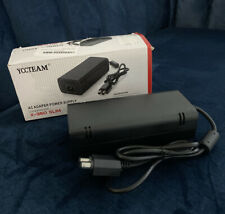 YCCTEAM AC Adapter Power Supply Replacement for Xbox 360 Slim