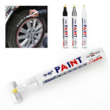 NEW 3X White Paint Pen for Car Tyre Tire Rubber Sport TOYO YOKOHAMA FALKEN KUMHO