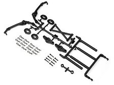 HPI 85417 Body Mount Set (Front/Rear) for Baja 5T/5SC