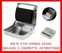 BOITE ETUI ROULEUSE A CIGARETTE AUTOMATIQUE GIZEH TABAC MACHINE ROULER GRATUIT