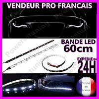 BANDE A LED BANDEAU RUBAN BLANC EN 12V POUR PHARE FEU OPEL Crossland X Frontera