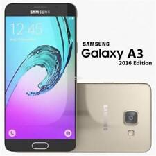 New Samsung Galaxy A3 2016 Edition SM-A310F 16GB - Gold
