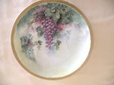 Theodore Haviland Early 20th Century Decorator/Serving Plate - Ca. 1890 - 1902