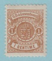 Luxembourg 40 Mint Hinged OG * - No Faults Very Fine !