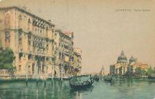 Venezia – Canal Grande Grand Canal – Venice – Italy - 1907