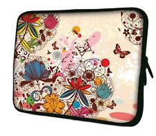 "LUXBURG 15"" Inch Design Laptop Notebook Sleeve Soft Case Bag Cover #GF"