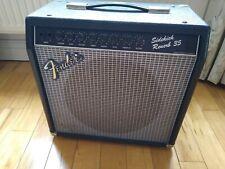 More details for fender reverb sidekick 35 combo amp