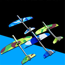 Power Up Electric Paper Plane Airplane Conversion Kit Educational Kids Toy V8D