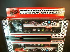 Dale Earnhardt #3 GM Goodwrench 1992 1:87 Racing Team Transporter Matchbox