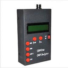 2016 SARK100 ANT SWR Antenna Analyzer Meter Tester For Ham Radio + PC Software