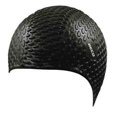 BECO Silicone Bubble Swimming Cap Hat Adult