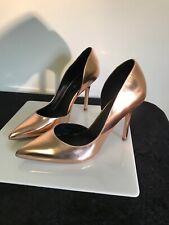 New Boutique9 BTORRA Copper Pump Heels Size 9.5 M Boutique 9 Rare