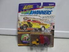 Johnny Lightning Wacky Winners Garbage Truck