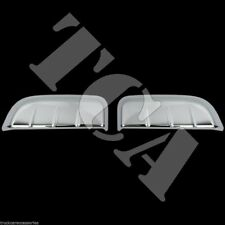For NISSAN Armada 2004-2013 2014 Chrome 2 REAR BACK Passenger Door Handle Covers