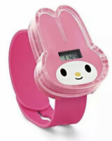 McDONALDS HAPPY MEAL - HELLO KITTY MY MELODY WATCH #2 - 50th ANNIVERSARY - NIP