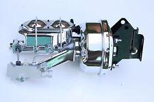 Ford Truck 1957 72 7 Chrome Brake Booster Master Discdisc Prop Kit