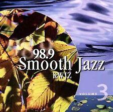 KWJZ 98.9: Smooth Jazz Vol. 3