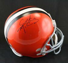 Colt McCoy SIGNED Browns F/S Helmet +RookieGraph +ITP PSA/DNA AUTOGRAPHED