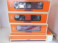 NEW LIONEL 19292 6464 BOXCAR SERIES #6- 3 CAR SET-NH/MKT & B&0- MINT- M9