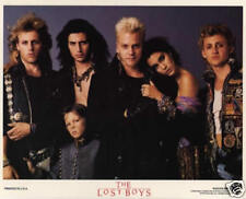 The Lost Boys lobby card - Kiefer Sutherland - mini card - 8 x 10 inches