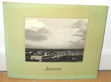 Robert Adams Denver Photographic Survey of the Metropolitan Area Original 1977