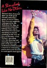 Michael Jackson - MOONWALKER Storybook, engl. -wie neu