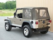 97 -06 JEEP TJ DIAMOND PLATE CORNER GUARDS Awesome deal Now only $54.94 WOW! :)