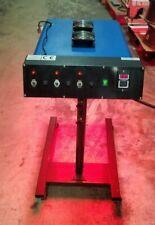 Automatic Silk Screen Ir Flash Dryer With Sensor 220v 20 X 24 6000w 5060 Hz